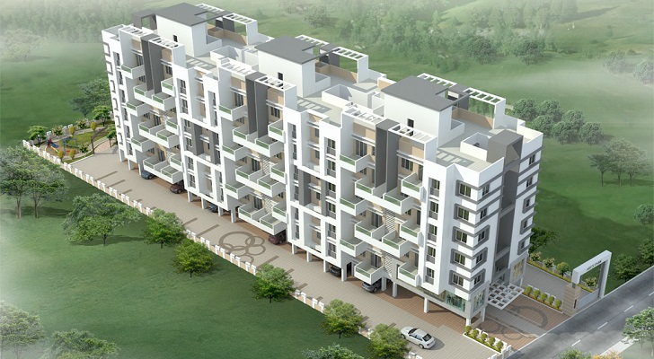 buy 1bhk in walhekarwadi