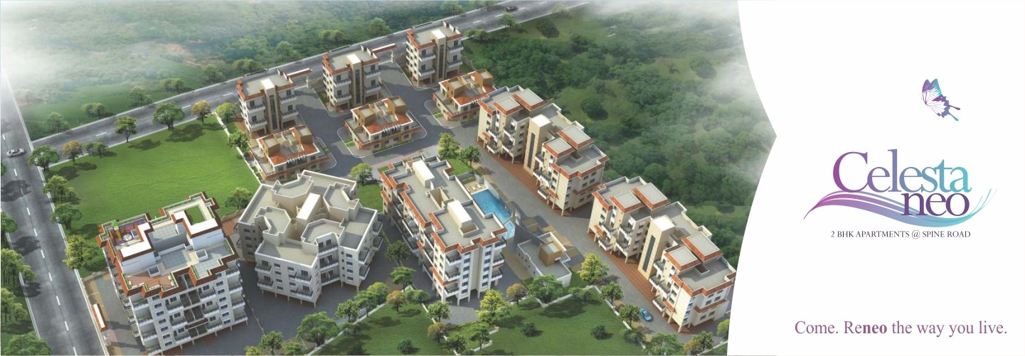 buy 1bhk in celesta
