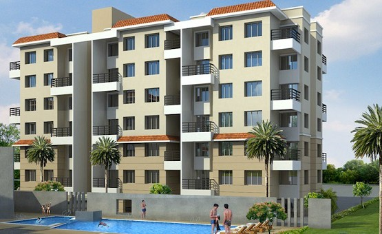2bhk in chinchwad