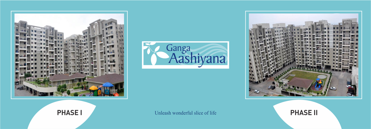buy 2bhk in ganga-aashiyana