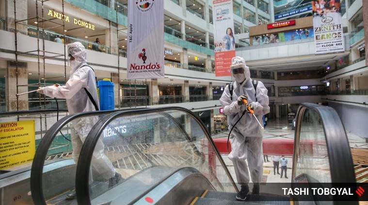 In Pune malls post Covid: Marshals to ensure social distancing, deep sanitisation at every step.
